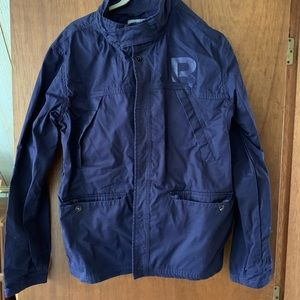 Reebok blue all weather light jacket